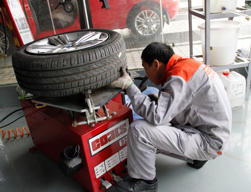 深圳換輪胎最擔心的是什麼